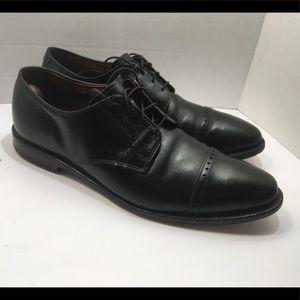 Allen Edmonds Clifton Black Dress Shoes